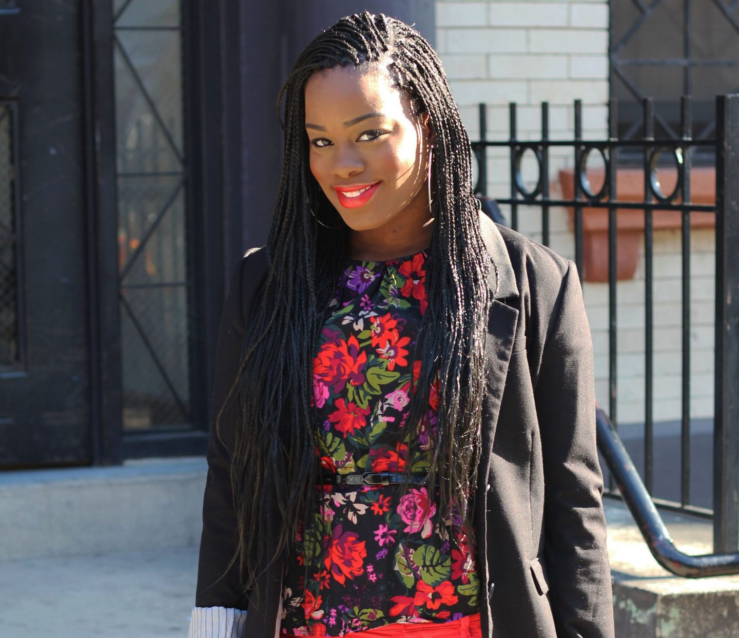How To Maintain Your Box Braids While Keeping Your Own Hair Healthy