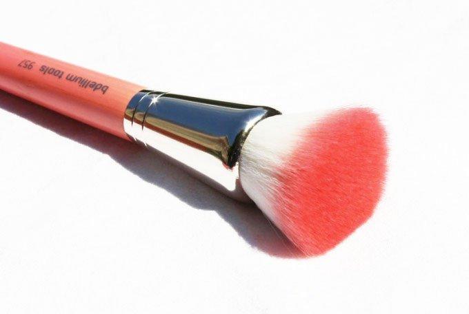 Bdellium Tools Pink Bambu Series 957