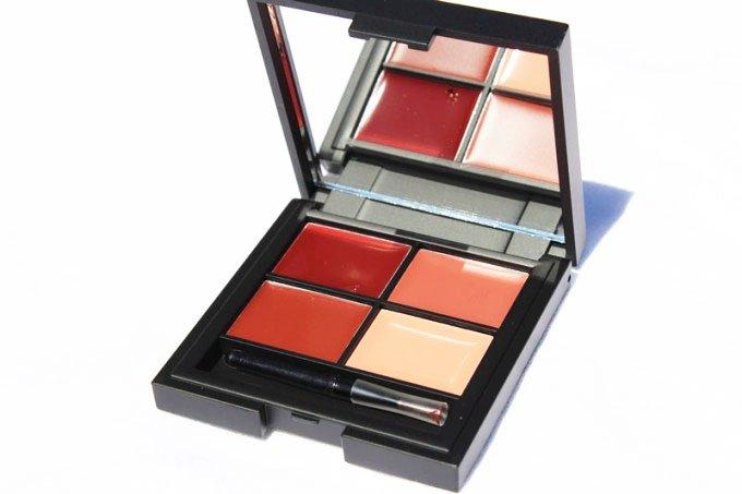 Sleek Makeup Lip4 Havana Palette