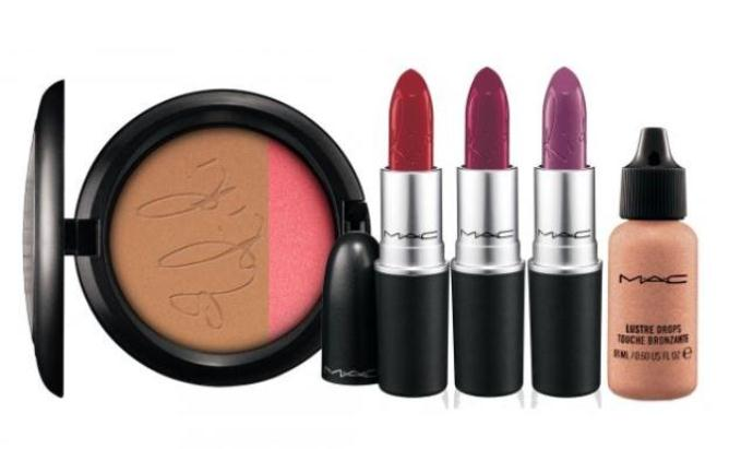 RiRi Hearts MAC Summer Collection