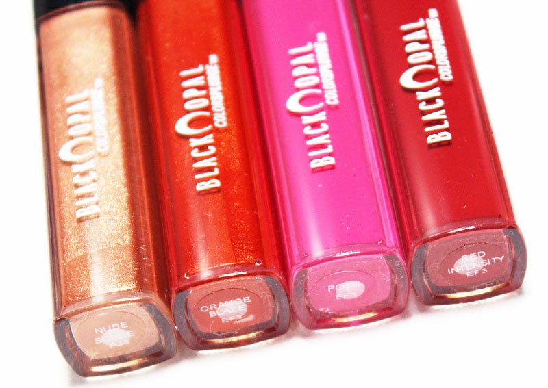 Black Opal Color Splurge Patent Lips Gloss