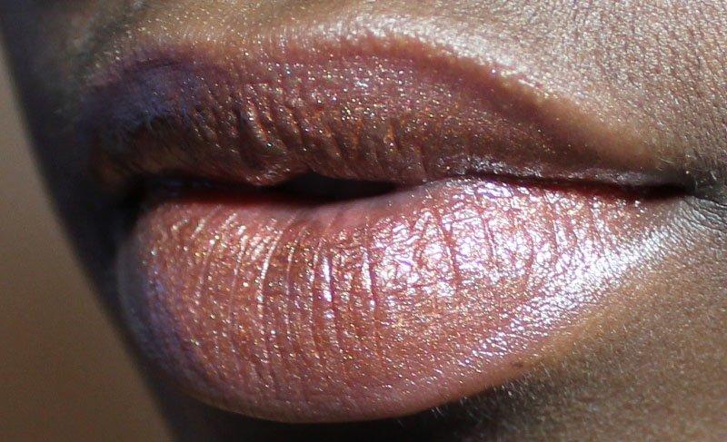 Black Opal Color Splurge Patent Lips Gloss Nude Scene