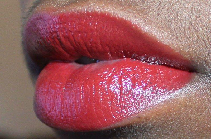 Black Opal Color Splurge Patent Lips Gloss Red Intensity
