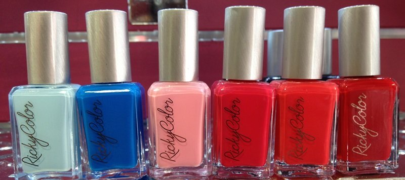 RickyColor Nail Polish
