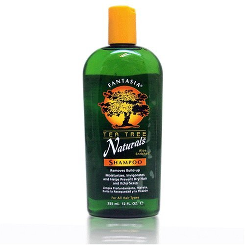 fantasia tea tree oil naturals shampoo