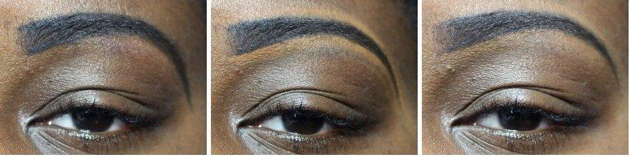 mac studio finish concealer eyebrows