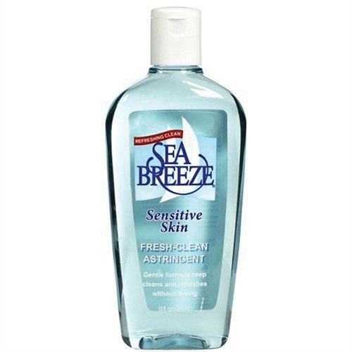 sea breeze for itchy scalp