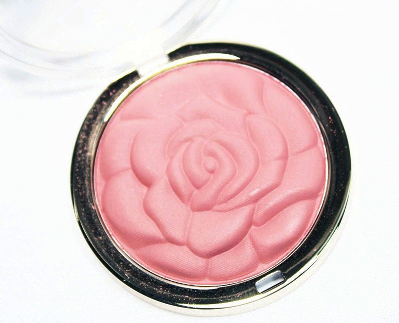 Milani Roses Powder Blush Romantic Rose