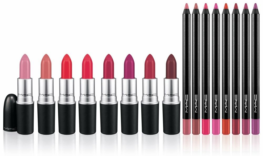 Matte Lipsticks Mac-Retro Collection