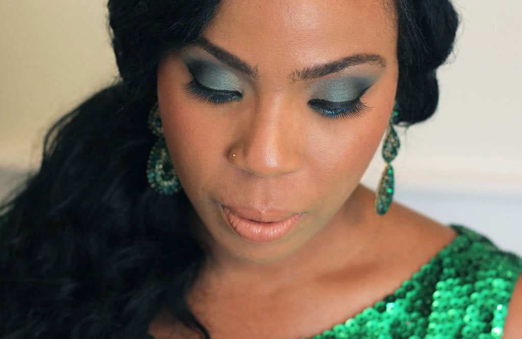 Moore Than Just Makeup bridal party look