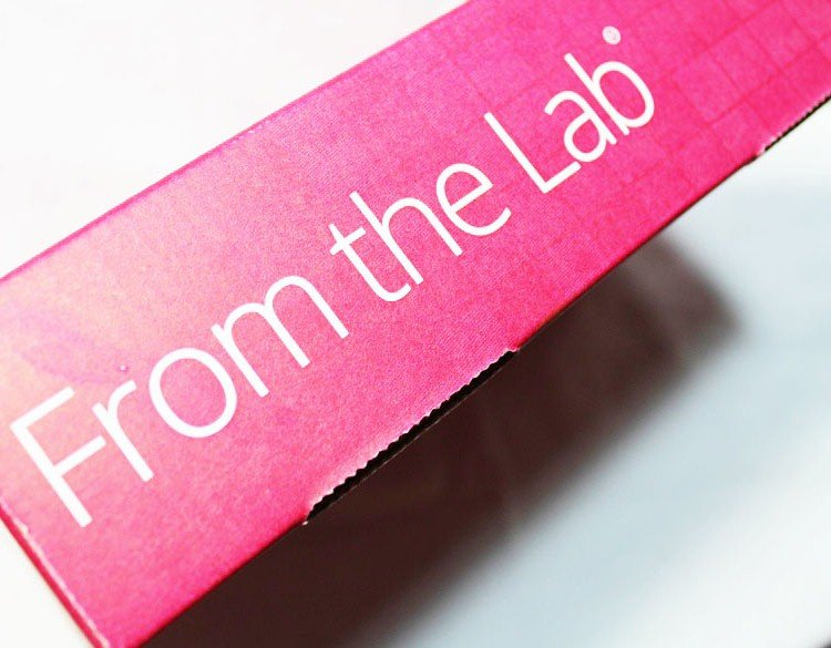 From The Lab Subscription Beauty Box Review