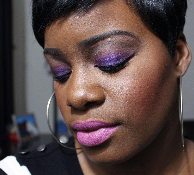 Braveheart-Purple-Makeup-Look-2
