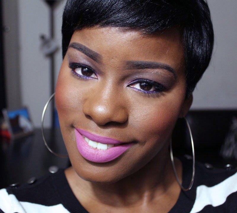 mac wrier boy lipstick makeup look