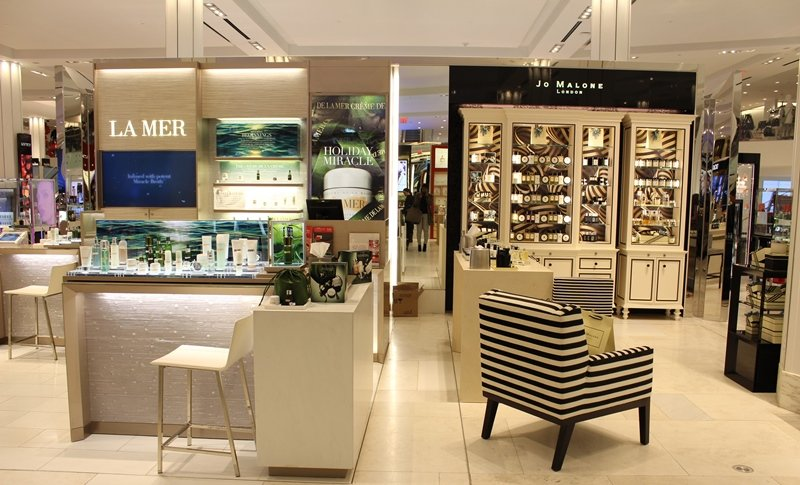 Beauty Department at Macy's Herald Square La Mer