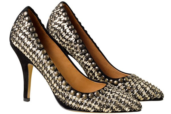 Isabel Marant for H&M studded pumps