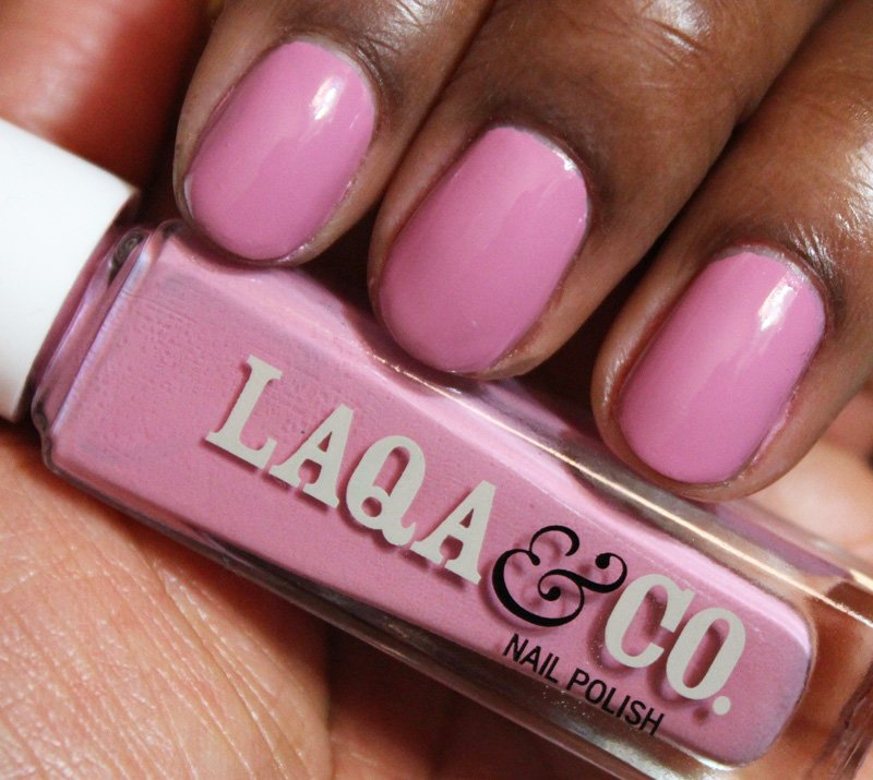 laqa & co nail polish legit