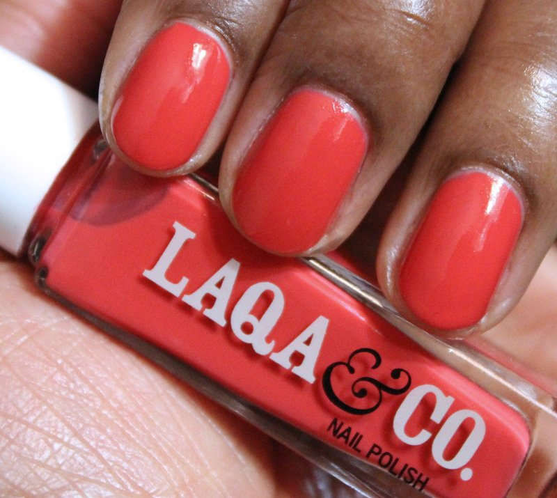 laqa & co nail polish nemesis