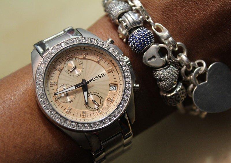 Fossil Decker Chronograph Watch