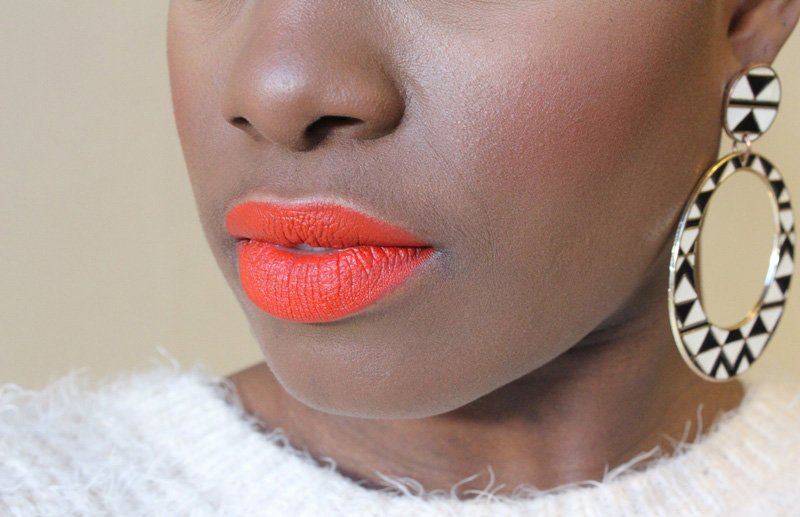 MAC Lady Danger Lipstick