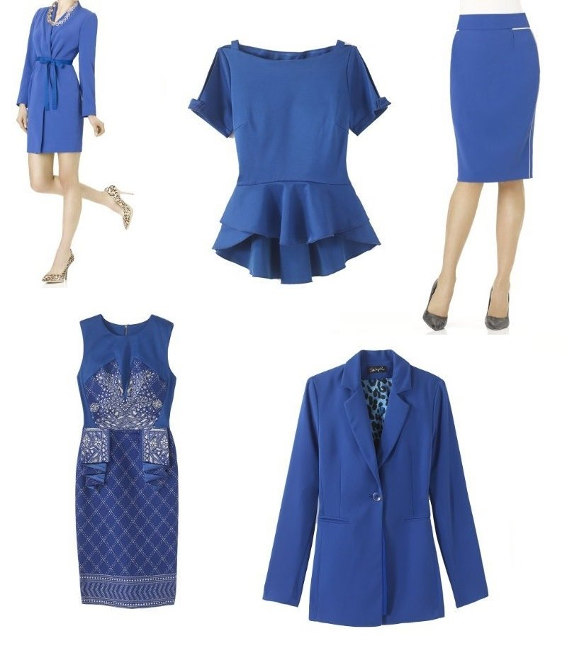 Spiegel Royal Blue Collection
