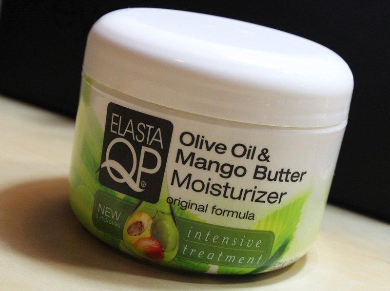 Elasta QP Olive Oil & Mango Butter Moisturizer Review
