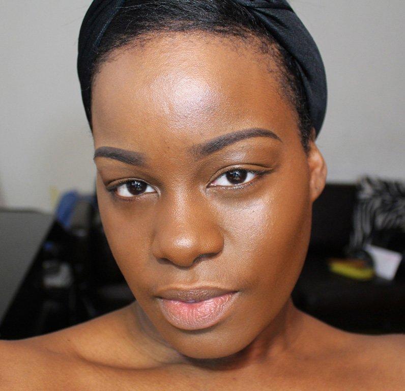 Laura Mercier Radiance Bronze Primer Dark Skin