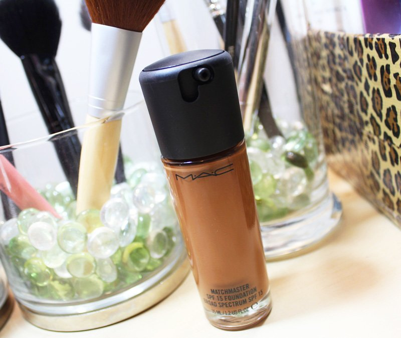 MAC Matchmaster Foundation 8.0 Review