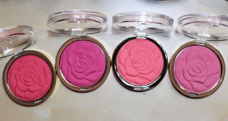 Milani Limited Edition Roses Blush