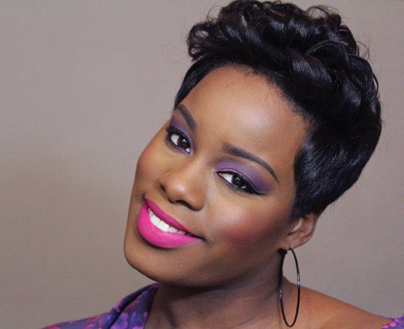mac flat out fabulous lipstick dark skin