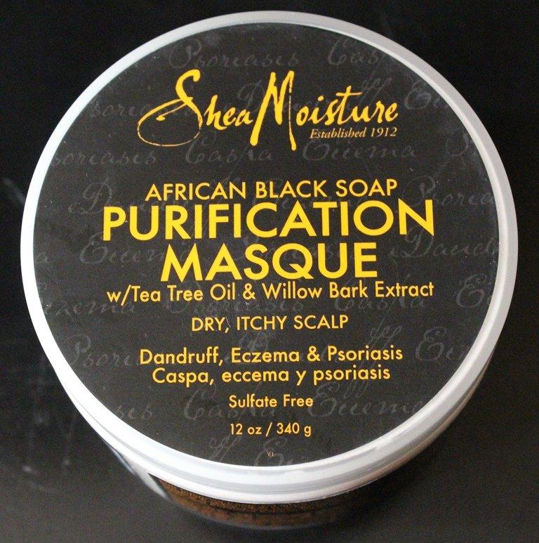 SheaMoisture African Black Soap Purification Masque