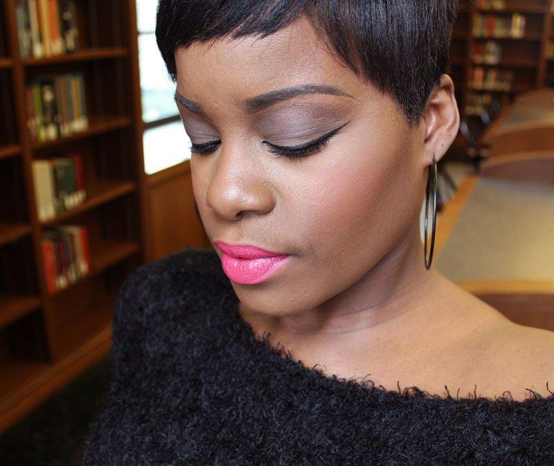 mac impassioned lipstick dark skin