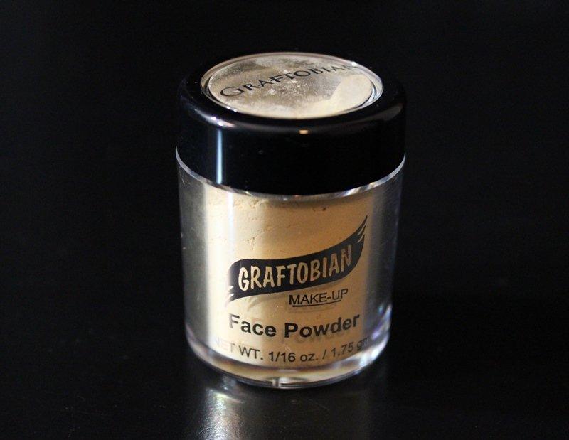 Graftobian HD Luxe Cashmere Setting Powder Banana Cream Pie