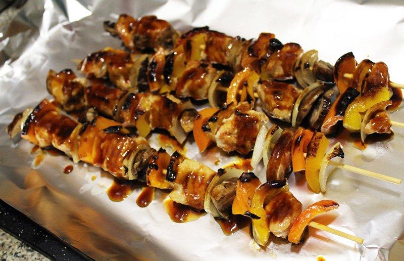 hoisin-glazed-grilled-chicken-skewers-5