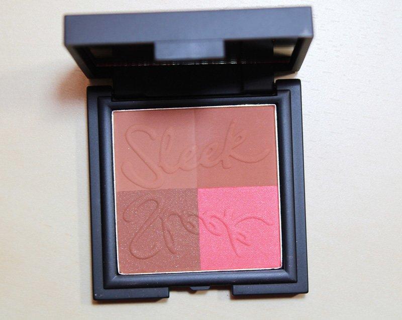 Sleek Makeup Bronze Block dark