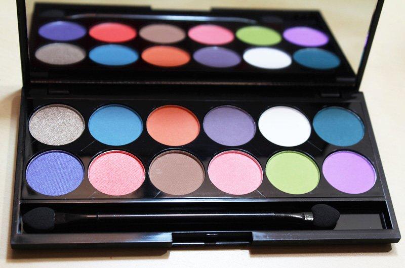 Sleek MakeUp i-Divine Del Mar Vol 1 Palette