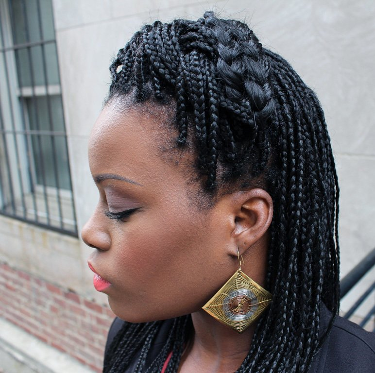 How To Style Your Box Braids