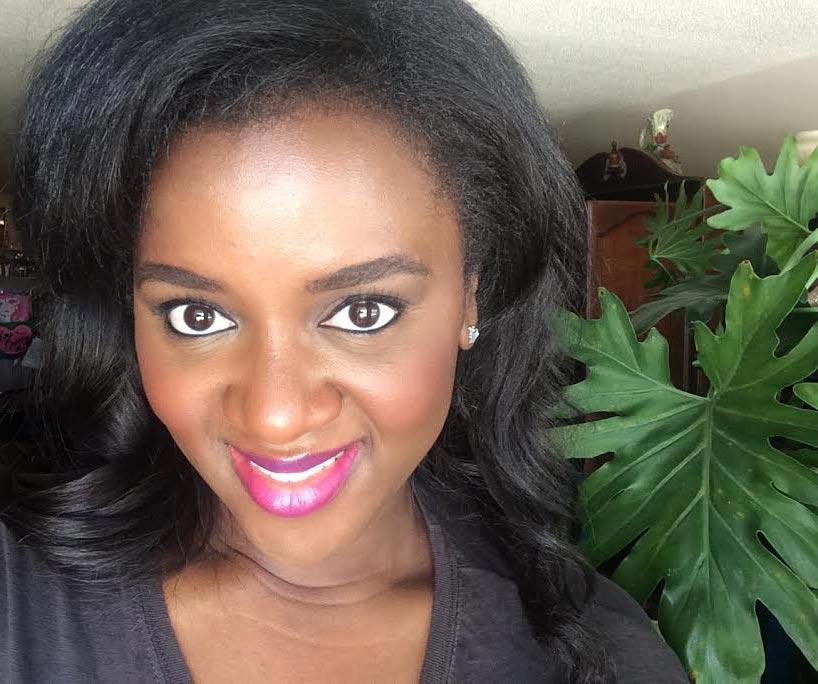 black-opal-jazzberry-lipstick-on-dark-skin