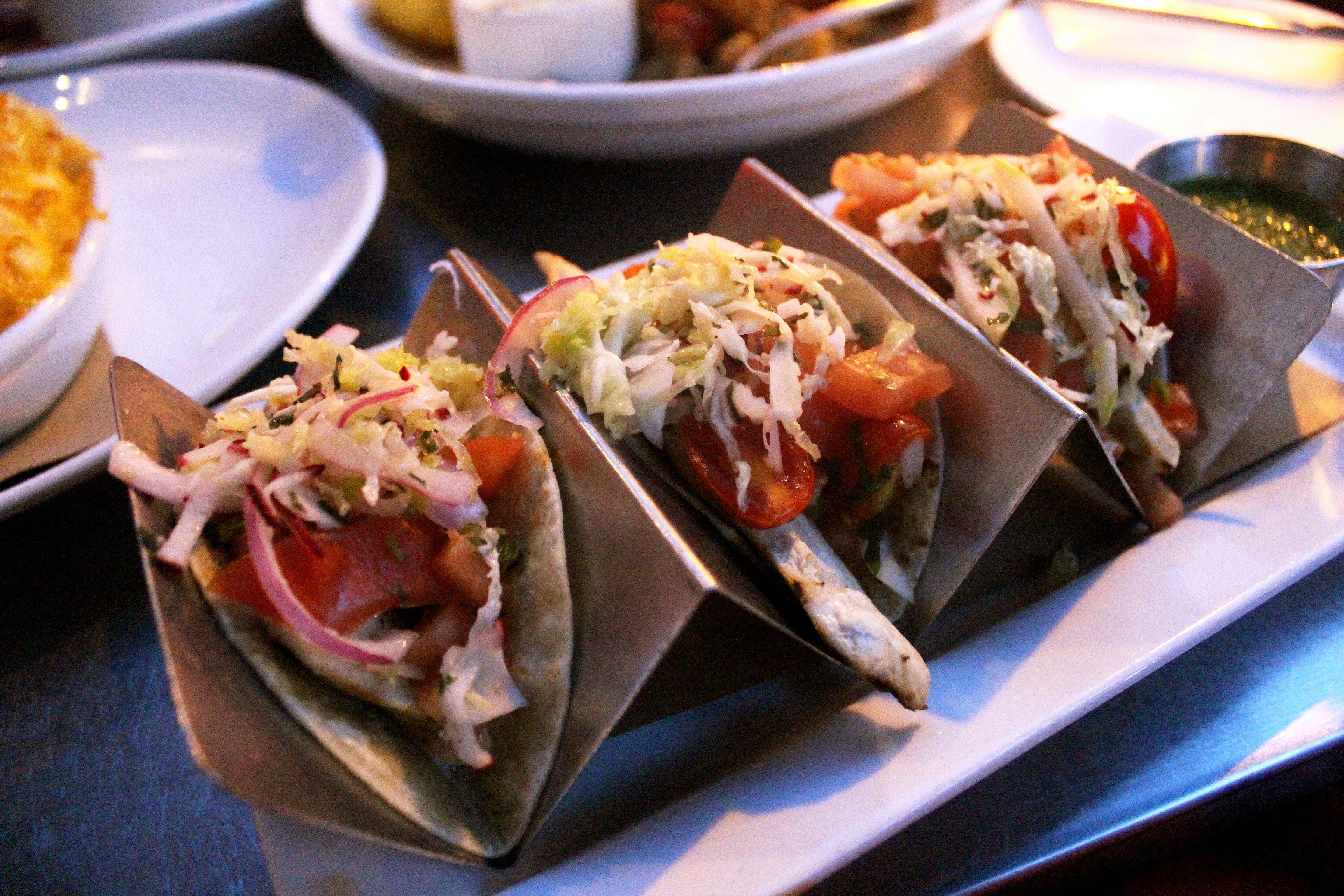 cafeteria nyc fish tacos