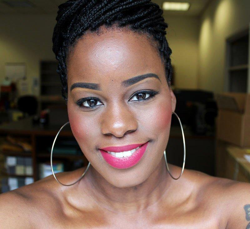 MAC Lipstick for Black Women Heaux