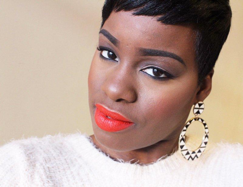 mac lady danger lipstick dark skin