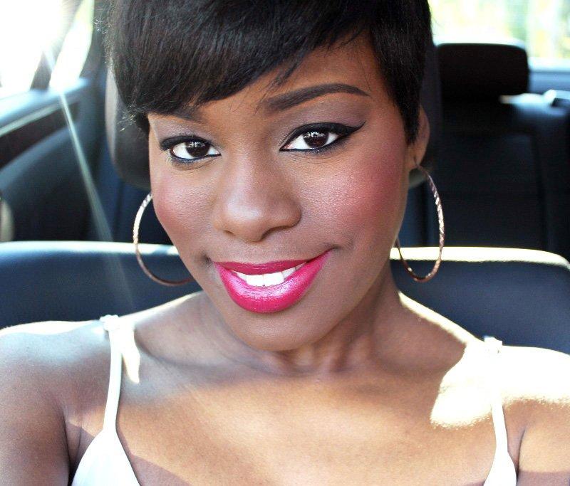 mac love goddess lipstick dark skin