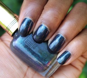 Milani Limited Edition Bella Blue Nail Lacquer