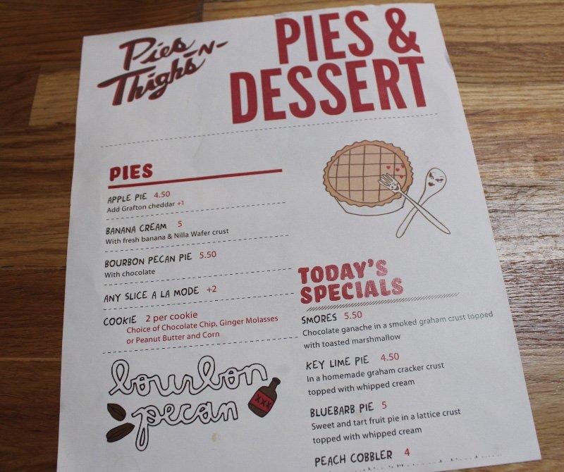 Pies 'n' Thighs