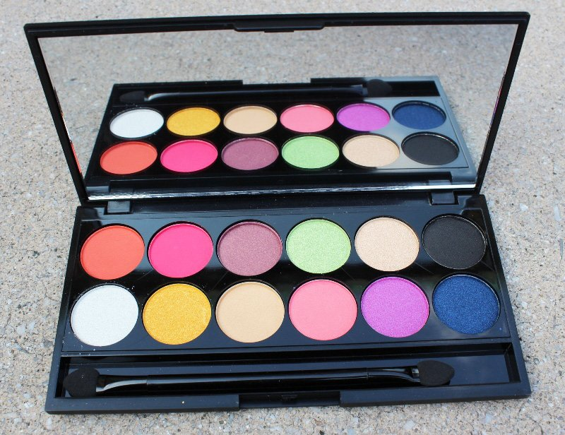 Sleek MakeUp Limited Edition Rio Rio I-Divine Palette