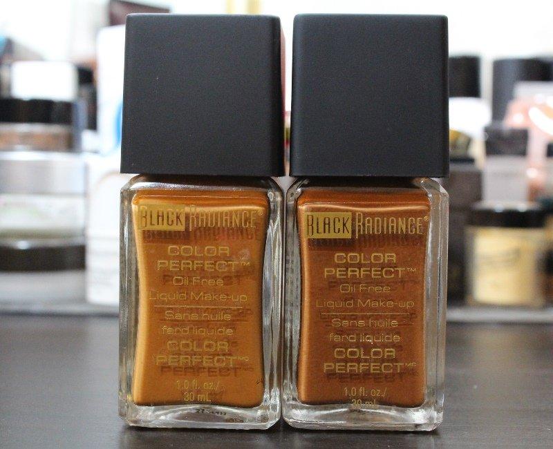 Black Radiance Color Perfect Oil Free Liquid Makeup