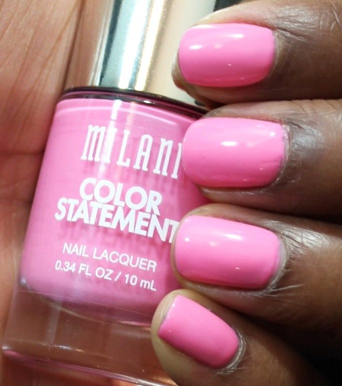 Milani Color Statement Nail Lacquer bombshell
