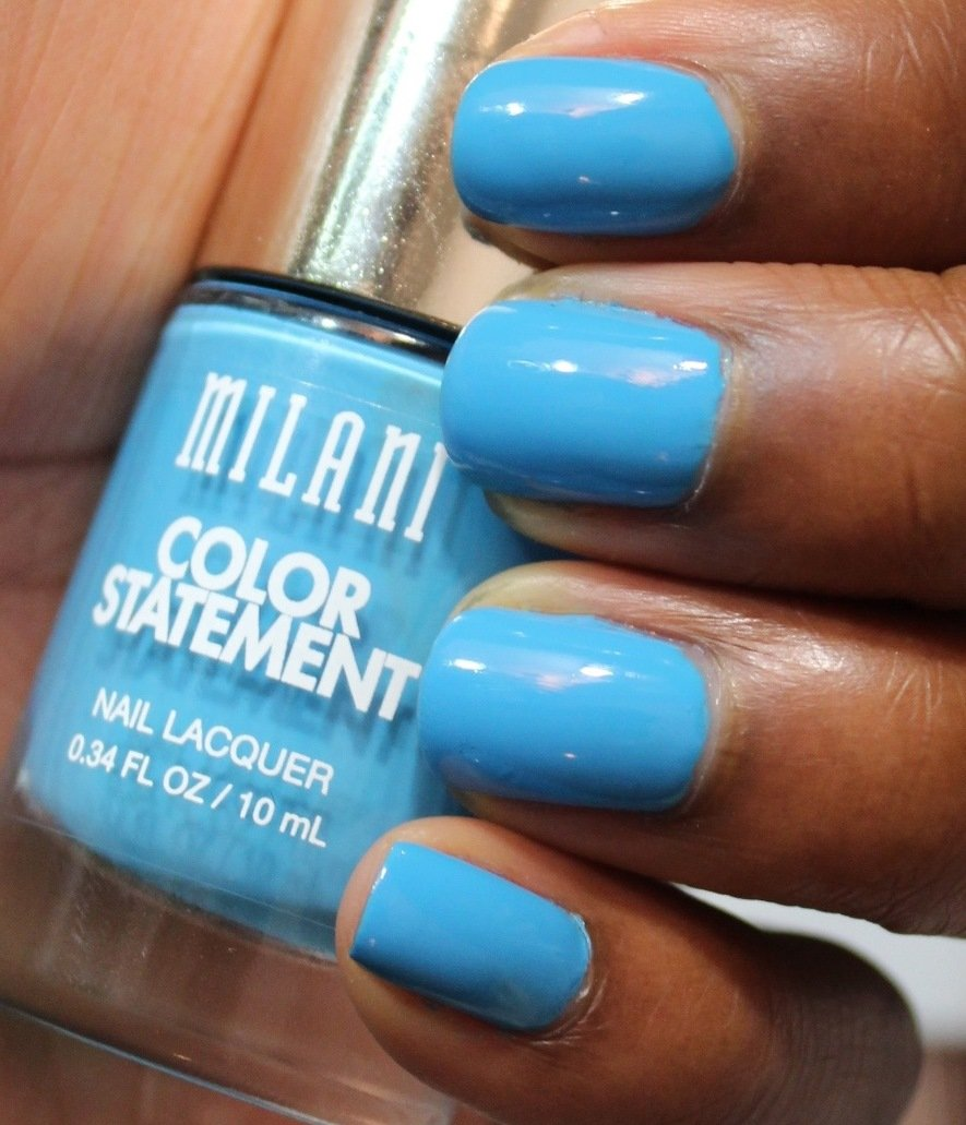 Milani Color Statement Nail Lacquer water front