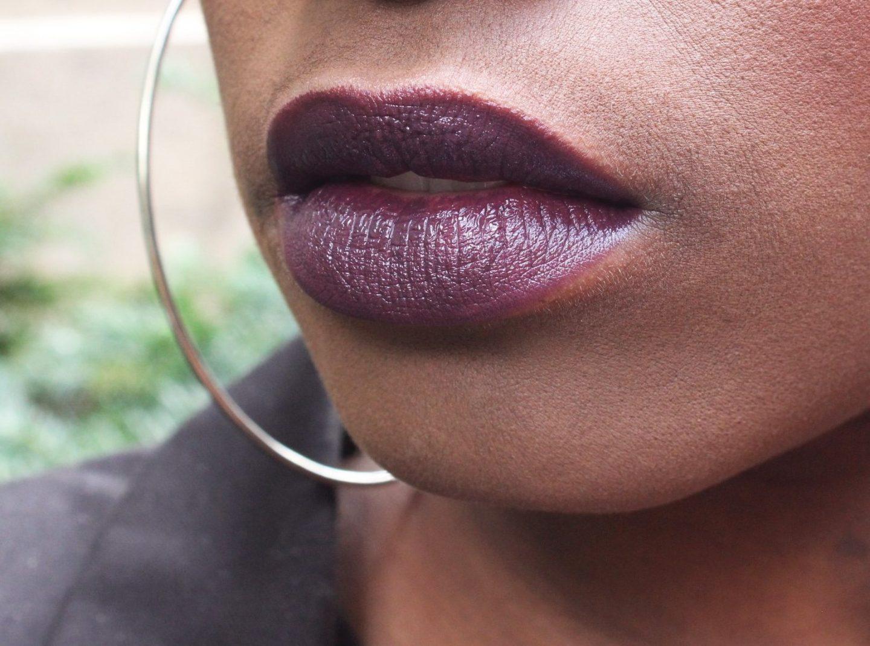 nicka lipstick amethyst