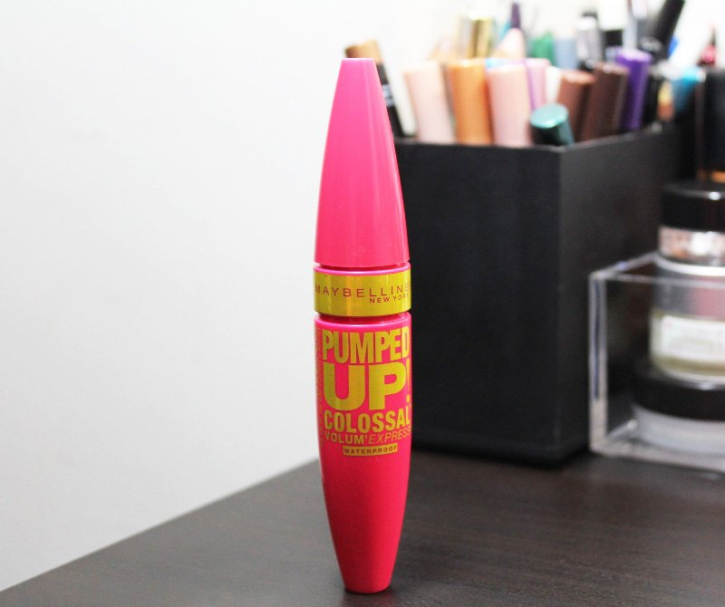 Maybelline Volum' Express Pumped Up! Colossal Mascara