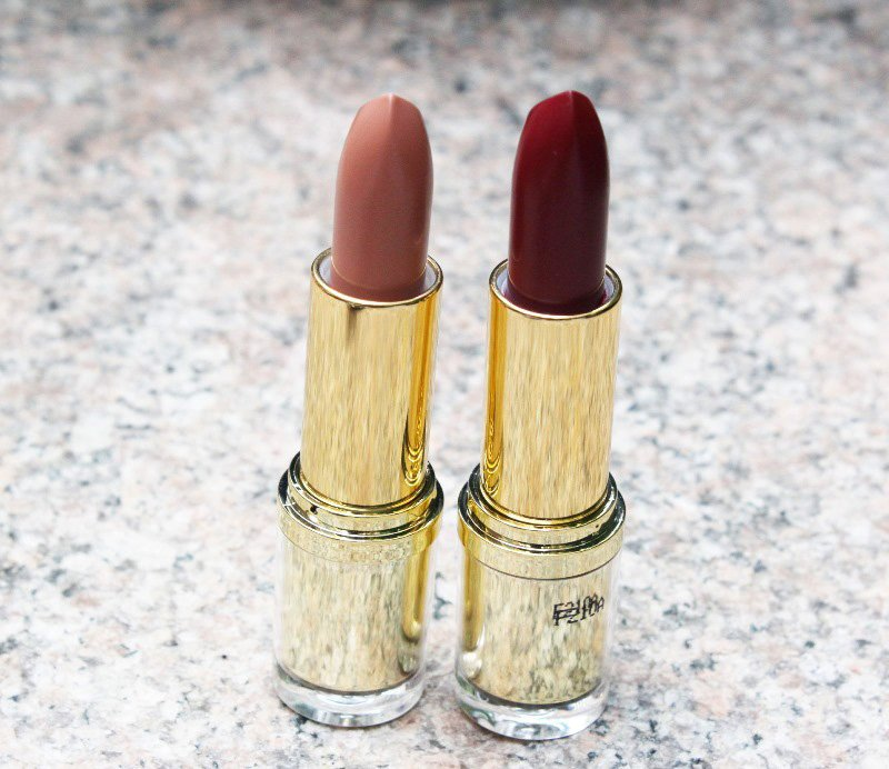Milani Limited Edition Bedazzled Collection lipsticks